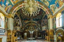 Pangarati Monastery Royalty Free Stock Photo