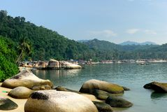 Pangkor-Insel lizenzfreie stockfotografie