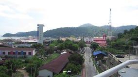Pangkor Island, Malaysia stock video