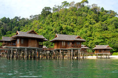 Pangkor Laut Resort Royalty Free Stock Images