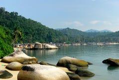 Pangkoreiland royalty-vrije stock fotografie