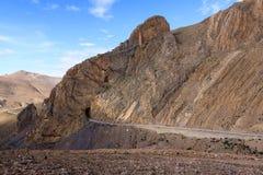 Pangla-Durchlauf Stockfoto