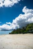 Panglao - παραλία Dumaluan Στοκ εικόνες με δικαίωμα ελεύθερης χρήσης