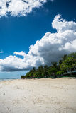 Panglao - Dumaluan beach Royalty Free Stock Images