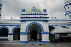 Panglima Kinta Mosque in Ipoh Perak, Maleisië stock fotografie