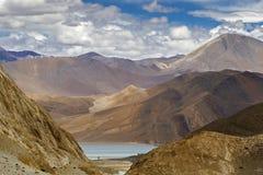 Pangon Lake, Ladakh, India Stock Images