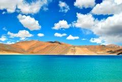 pangong озера Стоковое Изображение