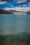 Pangong jezioro Obraz Royalty Free