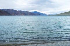 Pangong jezioro Obraz Stock