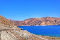 Pangong Lake Stock Photography