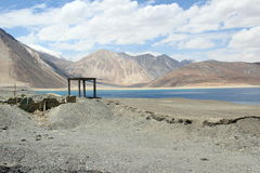 Pangong  Lake In Ladakh. Stock Images