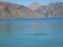 Pangong lake in Ladakh-11 Stock Images