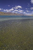 Pangong lake in Ladakh, India Royalty Free Stock Images