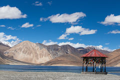 Pangong Lake, Ladakh, India Royalty Free Stock Photography
