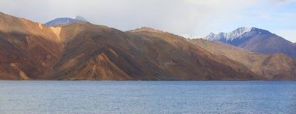 Pangong lake Stock Photo