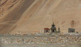 Pangong lake in Leh, Ladakh, India. Beautiful scenic view of Pangogn lake in Leh, Ladakh, India Stock Image