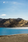 Pangong See in Ladakh, Indien Stockbilder