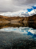 Pangong Tso Royalty Free Stock Photo
