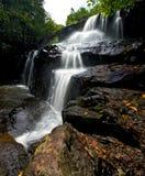 Pangsida Paradise Waterfall Stock Photos