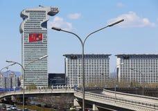 Hotel Pekings Pangu Palza Stockbilder