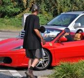 Panhandling em Atlanta Imagem de Stock Royalty Free
