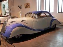 Panhard dynamiczny 1937 Zdjęcie Royalty Free