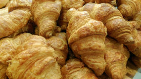 Pani (croissant) fotografie stock libere da diritti