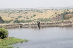 Pani Mahal the Palace in water Stock Photo