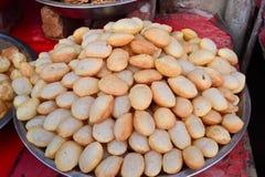 Pani Puri Stock Image