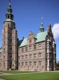 pani rosburg zamek Obrazy Stock