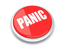Panic Button Royalty Free Stock Photos