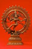 panie hindusa tańca Zdjęcie Stock