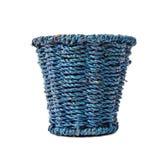 Panier d'armure bleu Image libre de droits