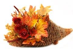 Panier d'automne Image stock