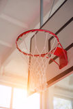 Panier de basket-ball Photographie stock