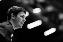 Panier de Valencia Basket et de Bilbao Image libre de droits