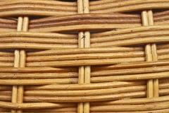Panieraio dell'artigianato tailandese. Fotografie Stock Libere da Diritti