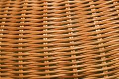 Panieraio dell'artigianato tailandese. Fotografie Stock