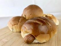 Panieren Sie Bäckerei lizenzfreies stockfoto