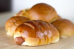 Panieren Sie Bäckerei Stockbild