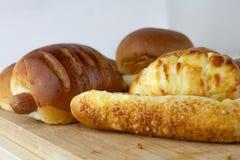 Panieren Sie Bäckerei Lizenzfreie Stockbilder