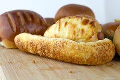 Panieren Sie Bäckerei Stockfoto