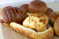 Panieren Sie Bäckerei Lizenzfreies Stockbild