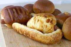 Panieren Sie Bäckerei Stockbilder
