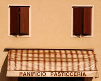 Panificio Royalty Free Stock Photos