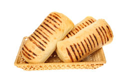 Panini rolls Royalty Free Stock Photos