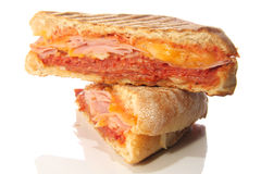 Panini sandwich Royalty Free Stock Photos