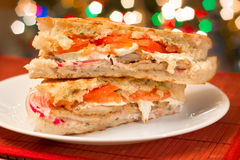 Panini Sandwich Stock Photos