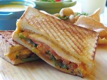 Panini sandwich Royalty Free Stock Photos
