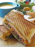 Panini sandwich Royalty Free Stock Photo